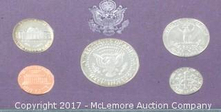 1989 United States Mint Proof Set