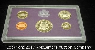 1986 United States Proof Set in Case