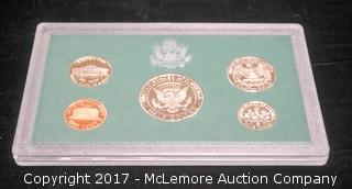 1997 United States Mint Proof Set in Case