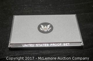 1976 United States Proof Set in Case