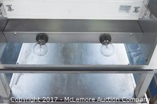 Merco Savory Pizza Dispensing Cabinet