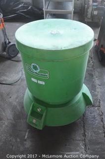 Dito Dean Food Prep Greens Machine Lettuce Spin Dryer