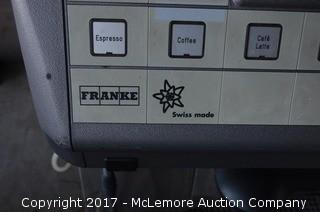 Franke Commercial Swiss Mambo Espresso Machine