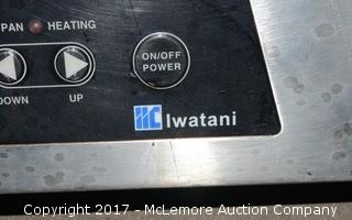 Iwatani Portable Induction Range
