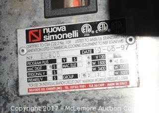 Nuova Simonelli MAC Cup V Espresso Machine