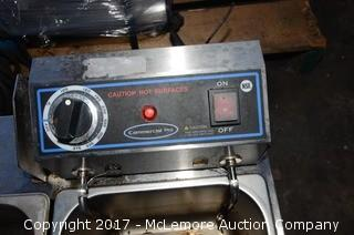 Commercial Pro Electric Deep Fryer