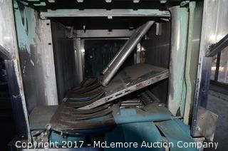 Hobart Commercial Conveyor Dishwasher