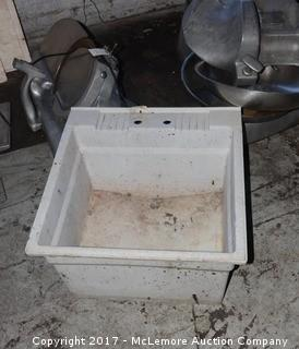 Plastic Utility Sink