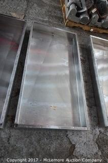 Stainless Steel Ice Well/Merchandiser