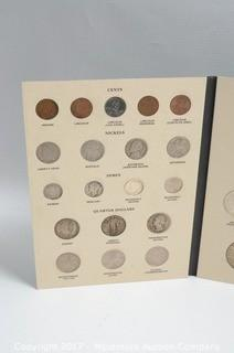 Compete Set of 20th Century U.S Type Coins