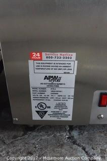 APW-Wyatt X-pert Countertop Food Chiller