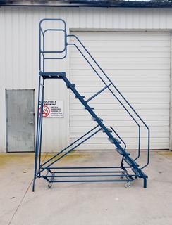 AGF 8' Warehouse Ladder