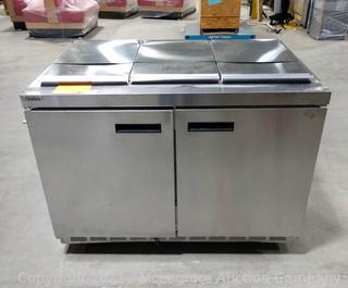 Delfield 4400 Series Model # 4448N-18M-A1033 Compact Refrigerator