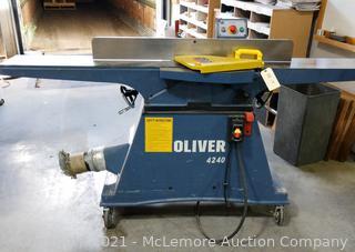 """Oliver Model 4240 10"""" Jointer"""