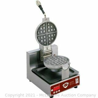 Wells Manufacturing, Baker Waffle Iron BWB-1S