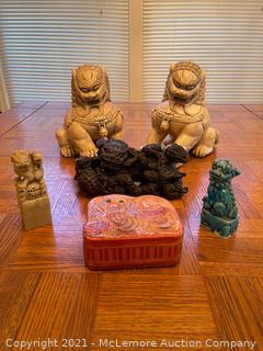 Oriental Art Collection