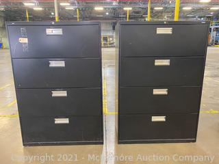 Pair of Filing Cabinets
