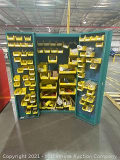 Metal Cabinet Organization System