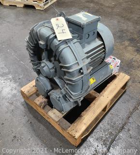 Effepizeta 10HP Vacuum/Blower Motor
