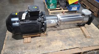 YE2-225M-2 3 Phase Induction Motor
