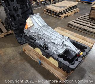 Ford F6UZ-7V000-GARM Remanufactured Transmission (Needs Parts/Repair)