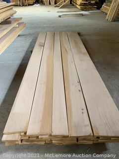 210 Board Feet of 4/4 inch Sycamore