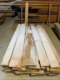 170 Board Feet of 4/4 Maple