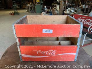Large Coke Crate