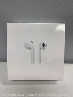 Apple Airpods - MFG # MV7N2AM/A - Airpods with Charging Case By Apple - BRAND NEW - Factory Sealed