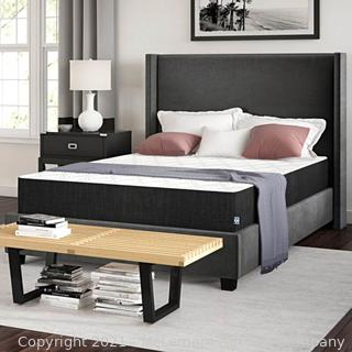 """Queen Sealy Copper Chill 10"""" Medium Hybrid Mattress - $465.50 - NEW - SEE LINK"""