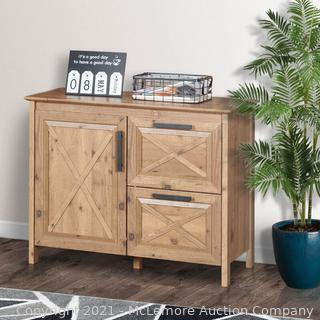 Hagberg 2-Drawer Lateral Filing Cabinet by Gracie Oaks -29.5'' H x 39'' W x 20'' D-  $300.68 - New - SEE LINK
