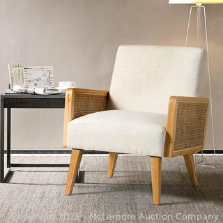 Wetzler 24.8'' Wide Armchair by Wade Logan - 31.7'' H x 24.8'' W x 29.5'' D - NEW - $379.99 - SEE LINK