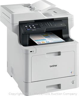 Brother MFC-L8900CDW Business Color Laser All-in-One Printer. Amazon Dash Replenishment Ready