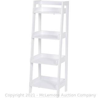 Spirich 14.69'' W x 42.7'' H x 10.94'' D Free-Standing Bathroom Shelves