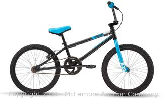 Diamondback Bicycles Youth Nitrus BMX Bike. Gloss Black . Parts Unverified
