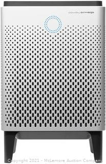 Coway Airmega 400 Smart Air Purifier with 1.560 sq. ft. Coverage. White