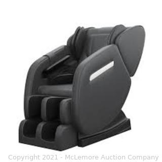 Real Relax� MM350 Massage Chair-Black