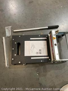 "9"" Pro LVT/VCT/LVP/PVC/WPC/SPC/Vinyl flooring Cutter LVP-230"
