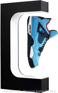 X-Float Levitating Shoe Display Floating Sneaker Stand White