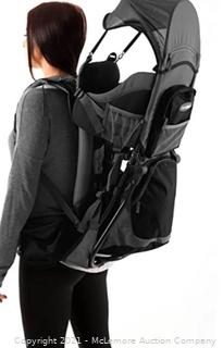 Luvdbaby Premium Baby Backpack Carrier for Hiking with Kids