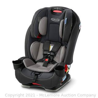Graco Slimfit 3 in 1 Car Seat   Slim & Comfy Design Saves Space in Your Back Seat. Redmond. Amazon Exclusive