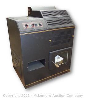 Amaizablaze Corn Stove - Model 7100 - Adjustable BTU Up to 72,000 BTUs