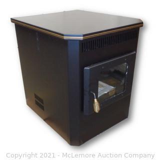 Amaizablaze Corn Stove - Model 2100 - Adjustable BTU 8,000 - 30,000 BTUs