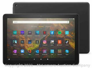 "Amazon Fire HD 10 11th Gen 32GB. Wi-Fi. 10.1"" - Black"