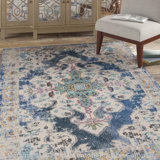 Safavieh -Kaidence Oriental Blue/Gray/Beige Area Rug -  Rug Size: Rectangle 12' x 15' - NEW - See Link - $327.81