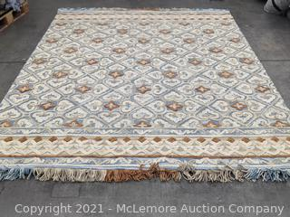 Rug Size: Rectangle 8' x 10' area rug - New - Fringed Contemporary - NEW - $275