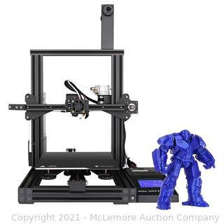 ANYCUBIC Mega Zero 2.0 3D Printers. FDM 3D Metal Printer Assembled. Professional 3D Printer Machine Kit w/ Hotbed. Auxiliary Leveling. Magnetic Build Plate. Large Printing Size 8.6(L)x8.6(W)x9.8(H)in