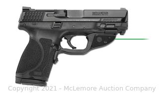 LG-362G GREEN LASERGUARD� FOR SMITH & WESSON M&P M2.0 FULL-SIZE. COMPACT. AND SUBCOMPACT