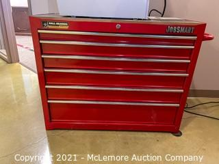 JobSmart Tool Chest on Casters