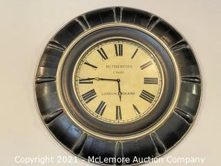 "37"" Rutherford Wall Clock"